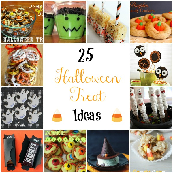 25 Halloween Treat Ideas for Your Kids' Party - Parties365