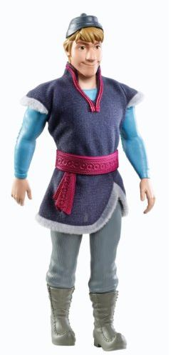 Disney Frozen Sparkle Kristoff Doll