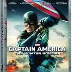 Captain America Winter Soldier 3D Combo