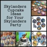 Skylanders Cupcake Ideas