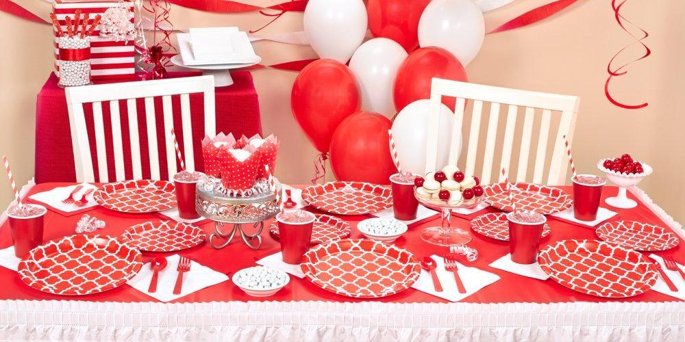 ... the Gorgeous New Quatrefoil Party Packs & Supplies - Parties365
