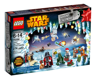 Get Your LEGO Star Wars Advent Calendar To Count Down the Days!