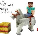 New Minecraft toys 02