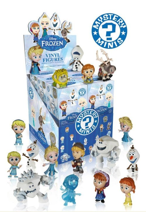 Funko Disney Frozen Mystery Mini Action Figure