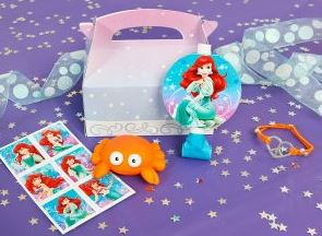 Disney The Little Mermaid Sparkle Party Packs 02