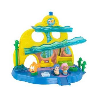 Fisher Price Bubble Guppies Playset