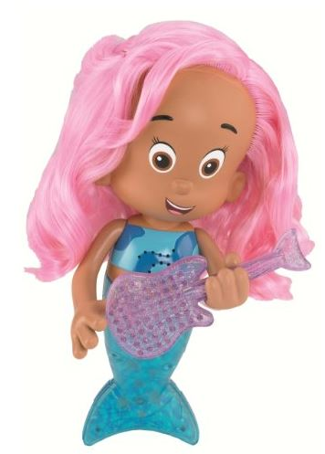 Fisher-Price Nickelodeon's Bubble Guppies Sing and Sparkle Molly
