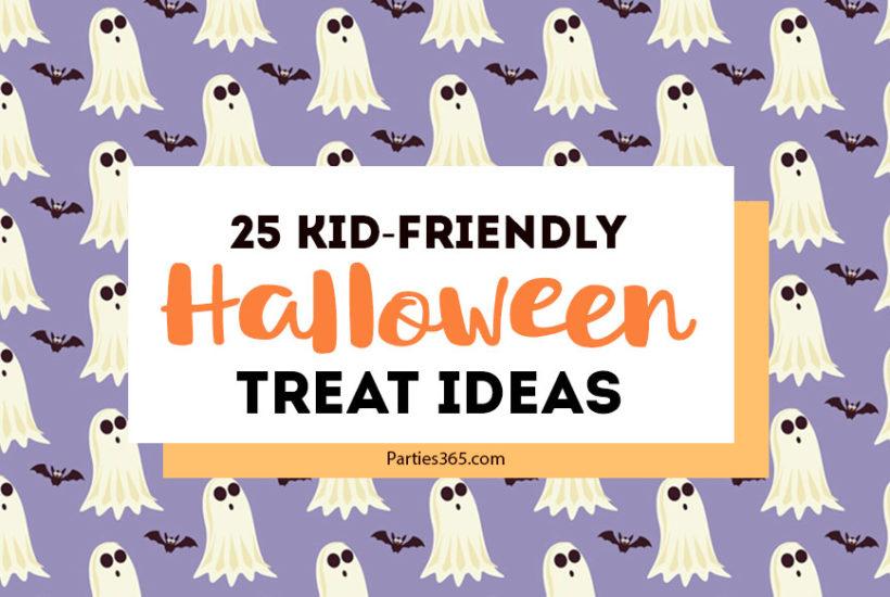 Halloween treat ideas for kids