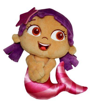 Nickelodeon Oona Plush Doll