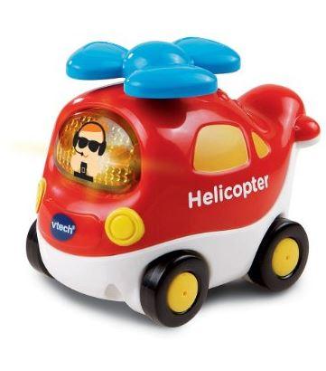 VTech Go! Go! Smart Wheels Helicopter