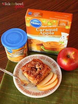 Caramel Apple Pillsbury