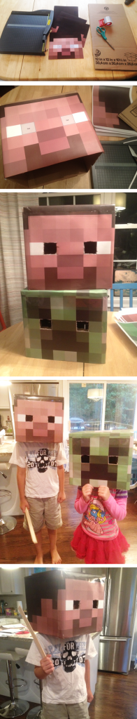 DIY Minecraft Costumes 03