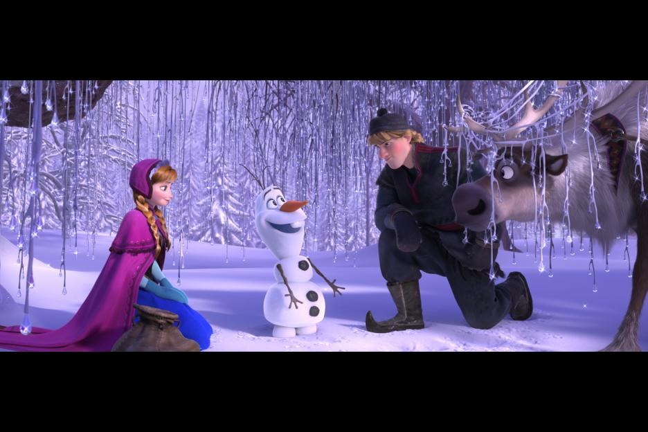 Disneys Frozen 02