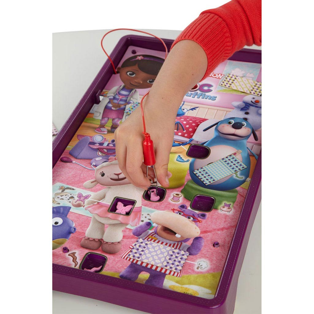 Doc McStuffins Operation Game 01