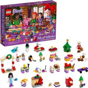lego friends advent calendar for christmas