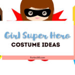 Are you looking for an adorable Girl's Superhero Costume Idea for your daughter? Whether you're searching for a superhero costume for dress, a Halloween costume or for a superhero party, we've some darling one's you'll definitely want to check out! Superhero Costumes for Girls | Girl Super Hero Costume | Girl Superheroes