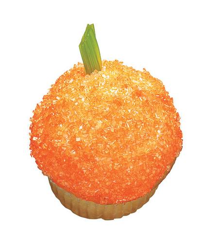 pumpkin Halloween Cupcake Idea