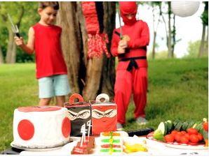 Ninja Warrior Party 03