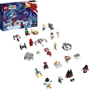 star wars lego advent calendar