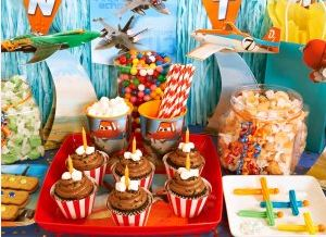 Disney Planes themed party 01