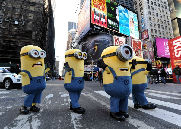Minions in Manhattan 01