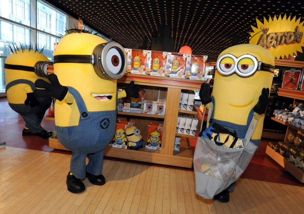 Minions in Manhattan 06