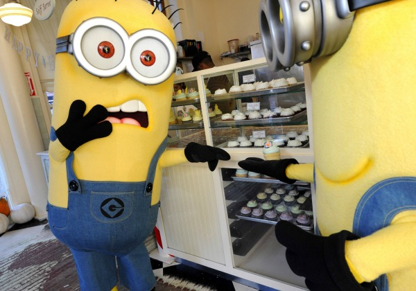 Minions in Manhattan 07