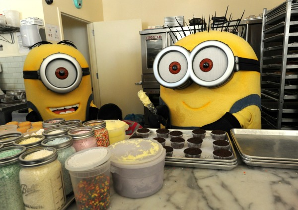 Minions in Manhattan 08