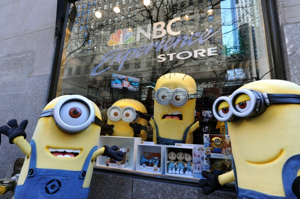 Minions in Manhattan 10