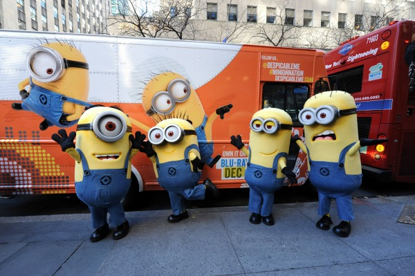 Minions in Manhattan 11