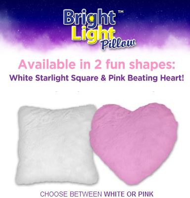 Bright Light Pillow 03