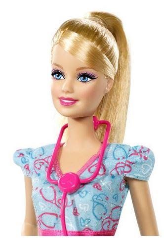 Barbie Careers Nurse Fashion Doll 02
