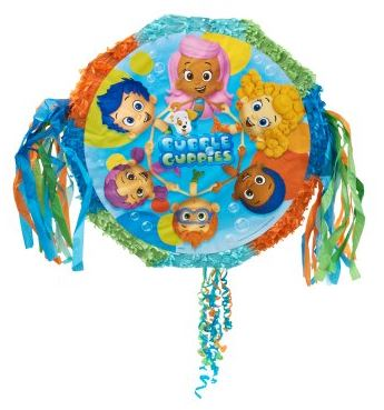 Bubble Guppies Party Supplies 05