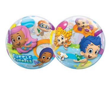 Bubble Guppies Party Supplies 07
