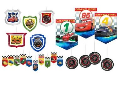Disney Cars Dream Party Room Transformation Kit