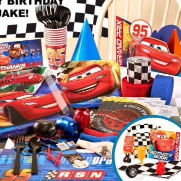 Disney Cars Dream party 05