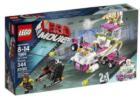 LEGO Movie 70804 Ice Cream Machine