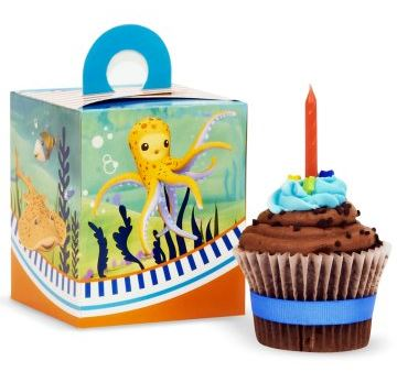 Octonauts Cupcake Boxes