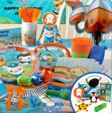 Octonauts Party Supplies 05