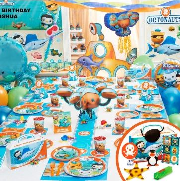 Octonauts Party Supplies 06