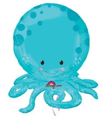 Octopus Giant Balloon