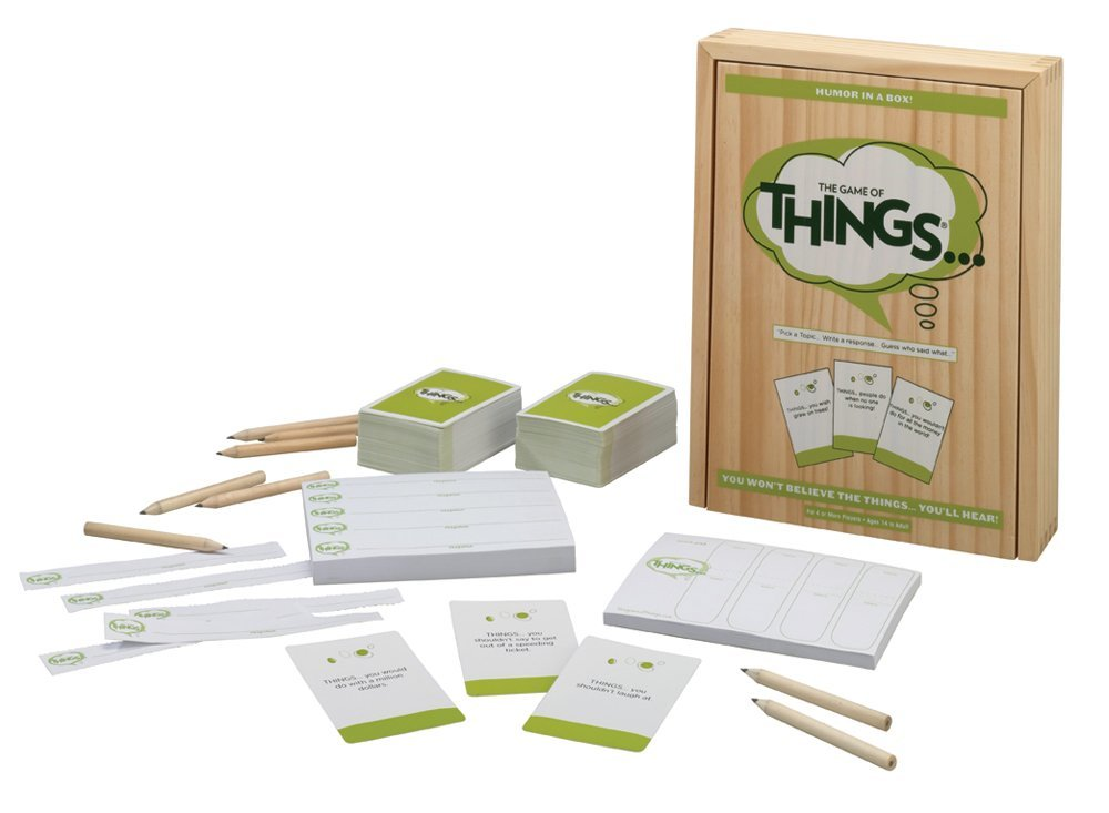 The Game of Things Board game 01