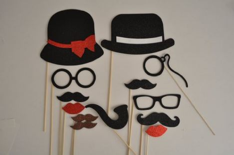 Photo Booth Props 092