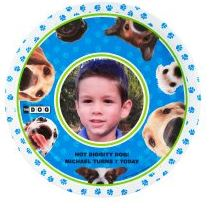 The Dog Personalized Party Theme 02