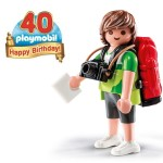 Playmobil 40 years tim the traveler