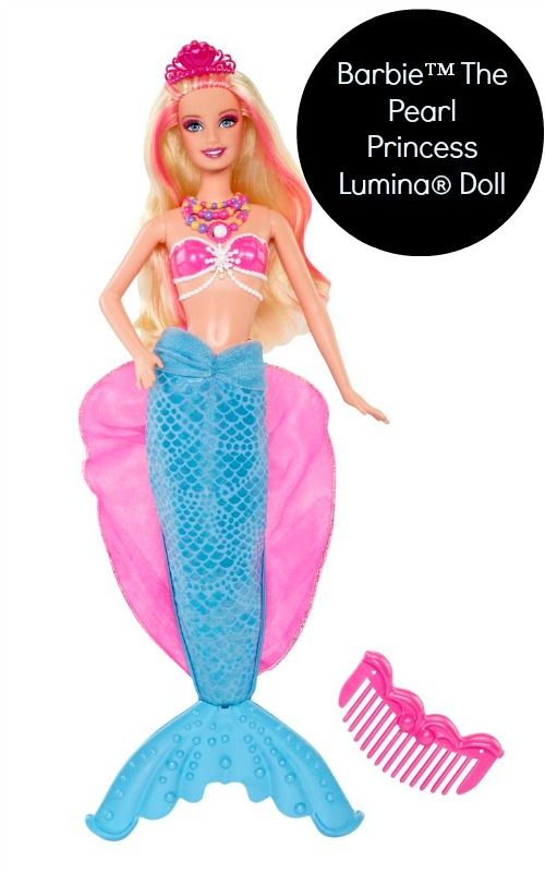 Barbie™ The Pearl Princess Lumina® Doll, Barbie Toys, Mermaid Doll, Barbie Mermaid, New Barbie Toys