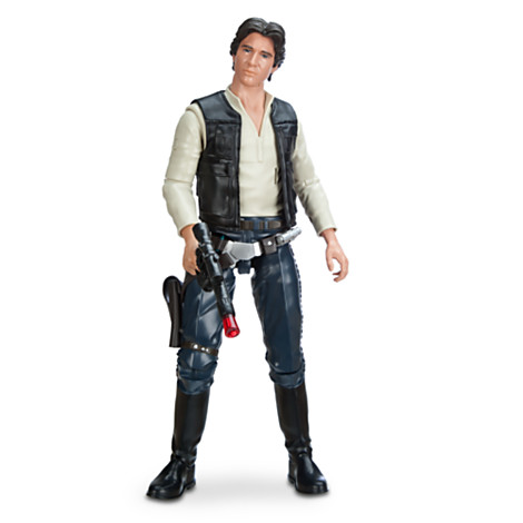 Han Solo Talking Figure, star wars action figure, star wars talking action figure, new star wars action figures