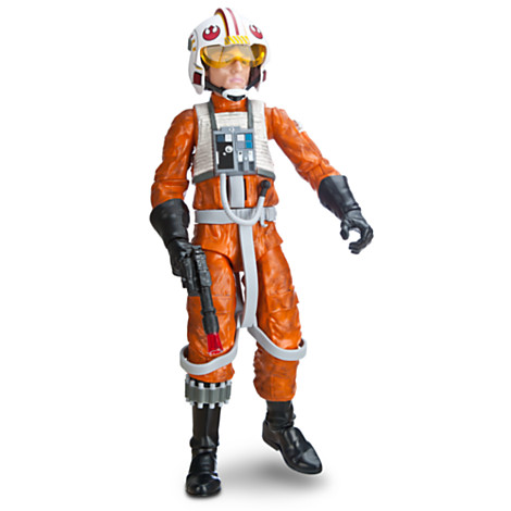 Luke Skywalker Talking Action Figure, star wars action figures, luke skywalker action figure, new star wars action figures