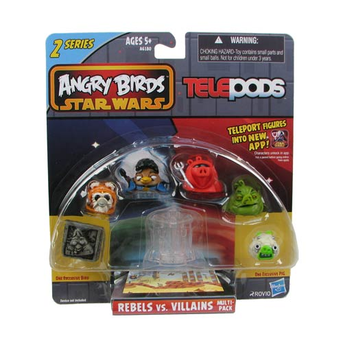 Star Wars Angry Birds Telepods, Angry Birds, Star Wars