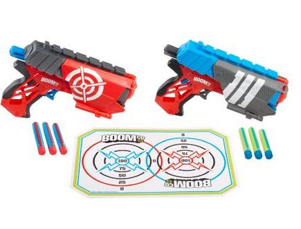 BOOMco. Dual Defenders Blasters, blasters, mattel blasters